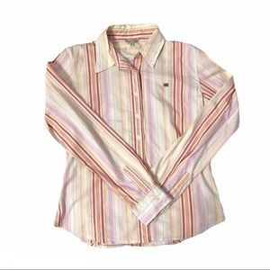 Authentic Polo Jeans Company RL Stripes Shirt Top